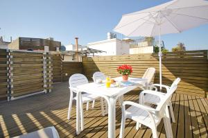 Friendly Rentals Deluxe Paseo de Gracia Barcelone