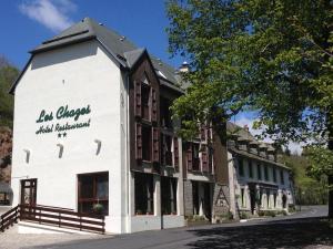 Hotel des Chazes Saint-Jacques des Blats