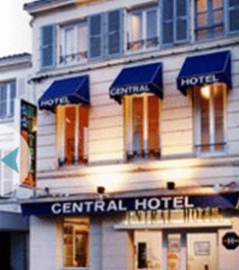 Central hotel niort france for Central de reservation hotel