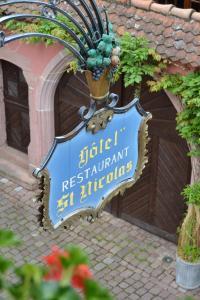 Hotel le Saint-Nicolas Riquewihr