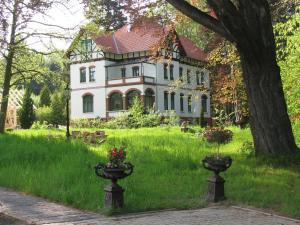 Pension villa uhlenhorst wernigerode mit bewertungen for Pension wernigerode