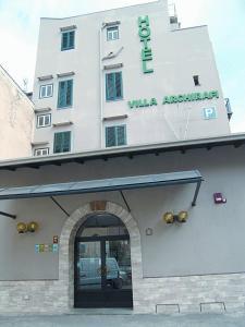 Hotel Villa Archirafi Palerme