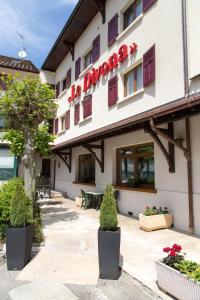 Hotel Le Divona Divonne les Bains