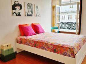 Cama ou camas em um quarto em Douro Apartments - Ribeira