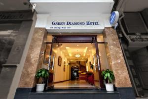 Khách Sạn Green Diamond