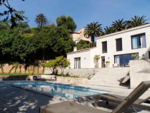 Confiance Immobiliere - La Villa Saint Antoine Nice