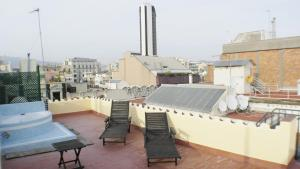 Budy Apartments Rooftop Córcega Barcelone