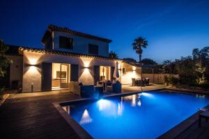 Chambres d'hotes Villa Casabianca Gassin