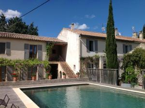 Chambres d'hotes Mas des Tourterelles Saint-Rémy de Provence