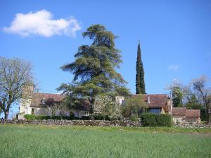 Chambres d'hotes Hameau de la Garrigue Baladou