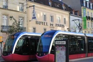 Hotel de Paris Dijon