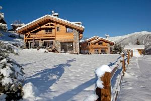 Chalets Kandahar Courchevel