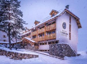 Le Grand Aigle Hotel & Spa La Salle les Alpes