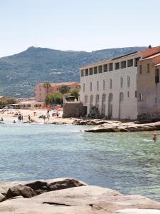 Hotel Beau Rivage Algajola