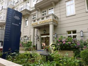 Hotel Vorbach Hamburg Booking