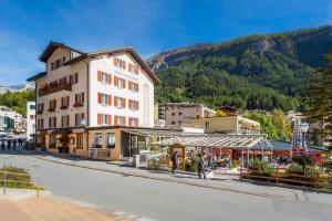 Hotel Heilquelle Loèche les Bains