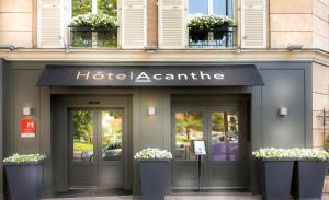 Quality Hotel Acanthe Boulogne Billancourt