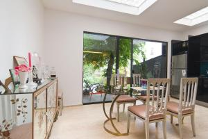 Chambres d'hotes Studios Paris Bed & Breakfast - Le jardin de Montmartre Paris