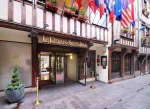 Hotel Clarion Collection Relais Saint Jean Troyes