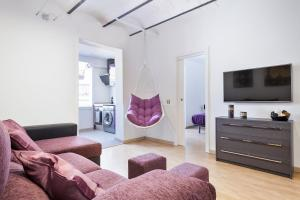 Appartement Purple Plaça Catalunya Barcelone