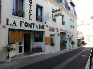 Hotel La Fontaine Lourdes