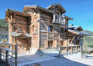 Appartements du Chalet Antares Courchevel