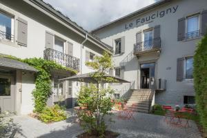 Le Faucigny - Hotel de Charme Chamonix Mont-Blanc