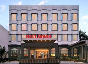 Haut monde by pi hotels gurgaon india for Reservation hotel monde