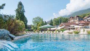 Résidence Hôtelière Spa Les Chataigniers Saint-Jorioz