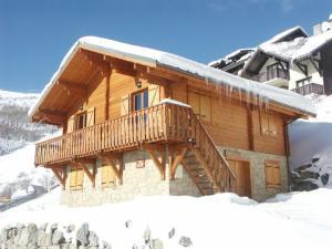 Chalet Sapins les Loups - Alpe d'Huez L'Alpe d'Huez