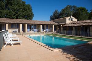 Motel le Clos de la Cerisaie Castillon du Gard