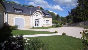 Cottage Château de la Ménaudière Chissay en Touraine