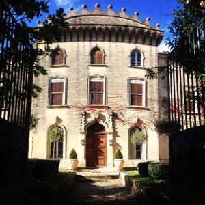 Chambres d'hotes  Château de Christin Junas