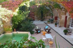 Chambres d'hotes  Cypres d'Antan Rognes