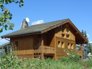 Five-Bedroom Villa La Tania 2 La Tania