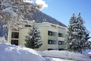 Hotel Astoria Loèche les Bains