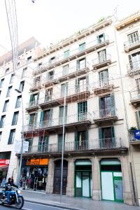 Estudios Pelayo Guest House Barcelone