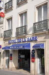 Hotel de La Gare de Nantes Citotel Nantes