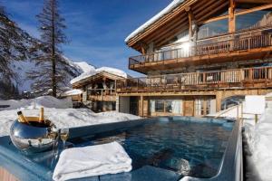 Villa in Val D'Isere VIII Val d'Isère