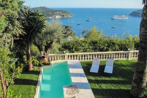 Villa in Villefranche Villefranche sur Mer