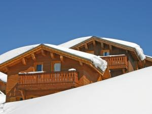 Three-Bedroom Villa Lodges et Chalets des Alpages 1 La Plagne