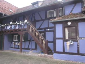 Gîte chez Elouann Ebersheim