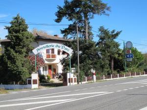 Hostellerie du Parc Labarthe Inard