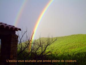 Chambre d'hotes  B&B L'Escou Rognes