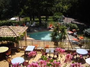 Hotel Les Palmiers Bormes les Mimosas