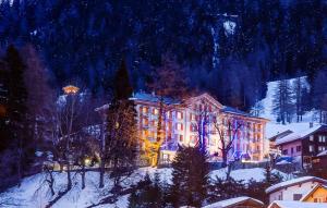 Hôtel Les Sources des Alpes Supérieur Loèche les Bains