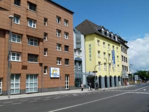City-Hotel Kurfürst Balduin Coblence