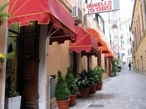 Hotel Agnello d'Oro Genova Gênes