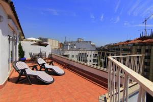 Appartement Rossello Barcelone