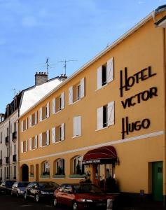 Hotel Victor Hugo Dijon
